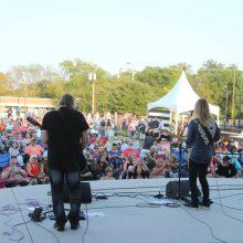 Mansfield Music Alley Festival 2017
